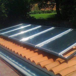 Sistema de Calentadores solares 1000 lts Sunway Solar