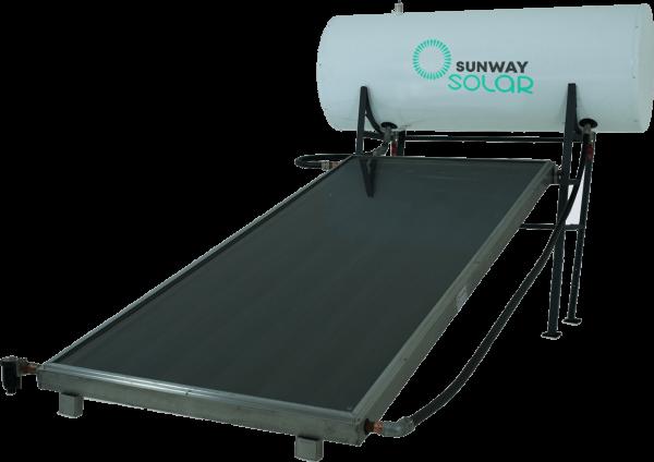 Calentador solar DIY Sunway Solar