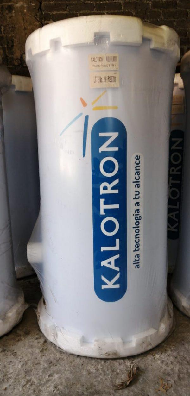 tanque kalotron 150 litros