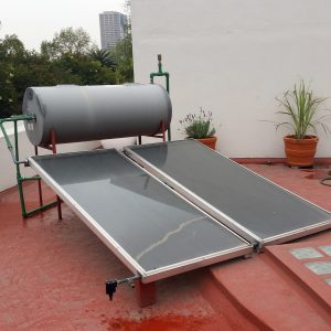 Sistema 245 lts Sunway Solar