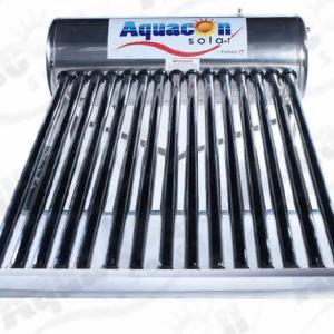 calentador solar de 15 tubos al vacio