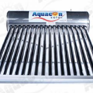 calentador solar de 18 tubos al vacio - 240 litros