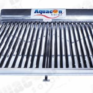 calentador solar de 24 tubos al vacio